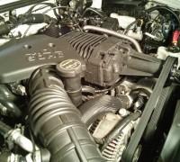 Moddbox 4.0L SOHC V6 Engine Bay