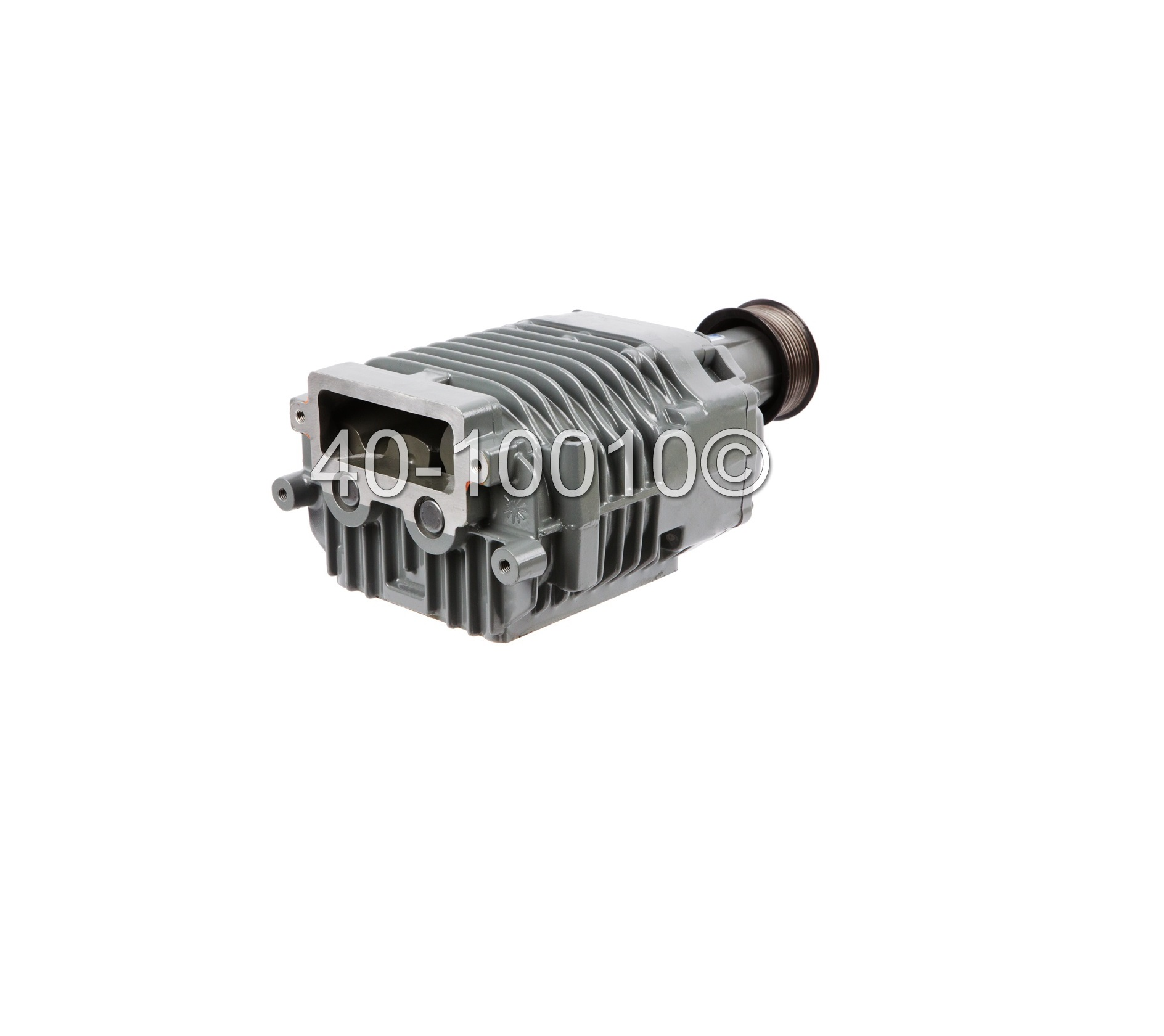 Eaton Supercharger Pulleys: M90 Supercharger (Rectangular) 1YR Warranty