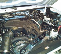 Moddbox Engine Bay