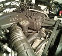 Moddbox 4.0L SOHC V6 Engine Bay