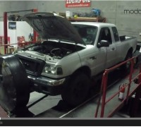 Dyno 4.0L SOHC with 3.5 psi