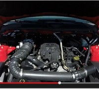 Mustang 4.0 Engine